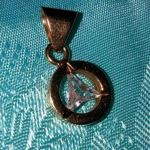 Jewelry - Mercedes-Benz diamond pendant